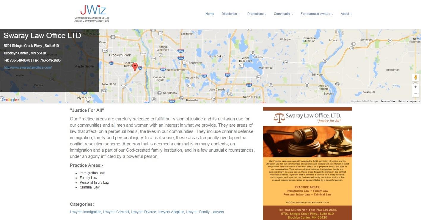 Mini Website Image