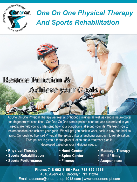 One On One Physical Therapy - rehabilitation, sports
