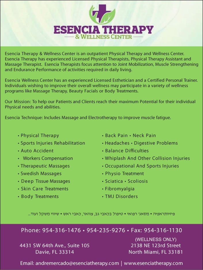 Esencia Therapy and Wellness Center - wellness, physical