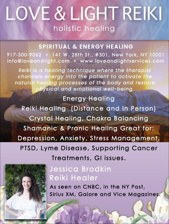 Love And Light Reiki - Energy healing, crystal healing