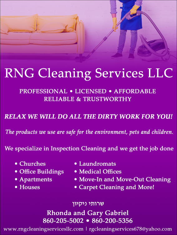 Rng Cleaning Services Llc