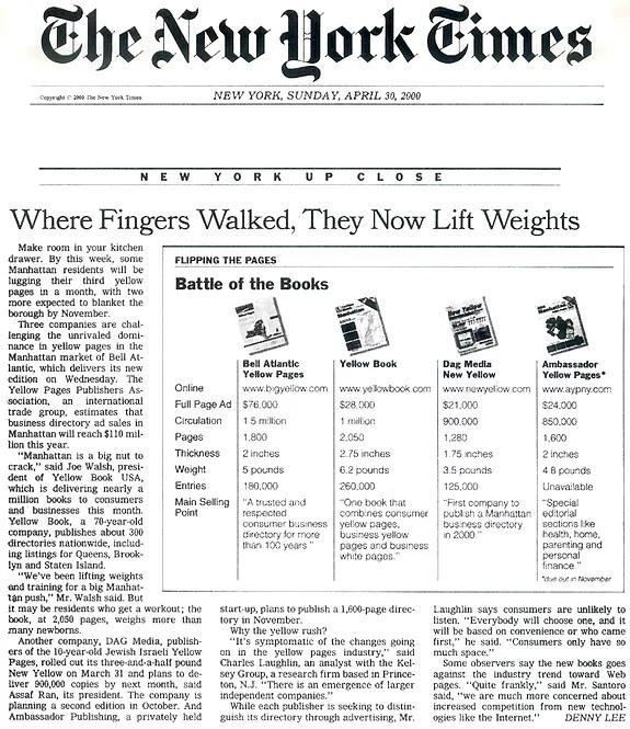 New York Times Image